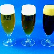 Assorted Glasses of Beer Replica - Fake Food Japan