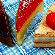 Assorted Slices of Cake Replica - Fake Food Japan
