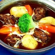 Beef Stew Replica - Fake Food Japan