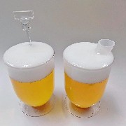 Beer Small Size Replica - Fake Food Japan