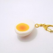 Boiled Egg Keychain - Fake Food Japan
