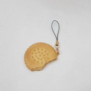 Broken Cookie Cell Phone Charm/Zipper Pull - Fake Food Japan