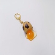 Broken Quail Egg Keychain - Fake Food Japan