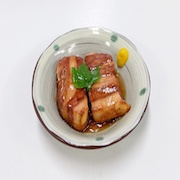 Buta-no-Kakuni (Japanese Braised Pork) Replica - Fake Food Japan