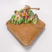 Caesar Salad Tray - Fake Food Japan