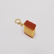 Castella (mini) Keychain - Fake Food Japan