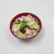 Champon & Rice Mini Bowl - Fake Food Japan