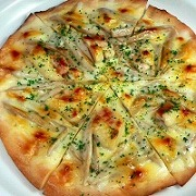 Chicken & Burdock Pizza Replica - Fake Food Japan