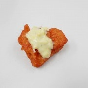 Chicken Nanban (Southern Fried Chicken with Vinegar & Tartar Sauce) Magnet - Fake Food Japan