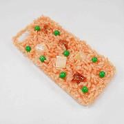Chicken Rice iPhone 8 Case - Fake Food Japan