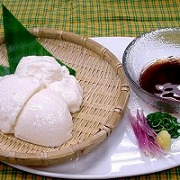 Chilled Tofu Replica - Fake Food Japan