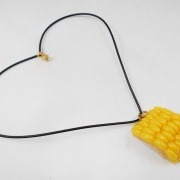 Corn Necklace - Fake Food Japan