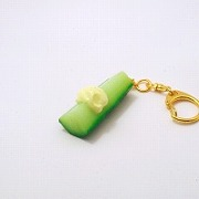 Cucumber Keychain - Fake Food Japan