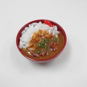 Curry & Rice Mini Bowl - Fake Food Japan