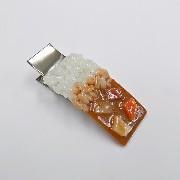 Curry Rice (large) Hair Clip - Fake Food Japan