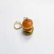 Deluxe Burger Keychain - Fake Food Japan