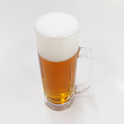 Draught Beer in a Mug Replica - Fake Food Japan