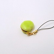 Fava Bean Cell Phone Charm/Zipper Pull - Fake Food Japan