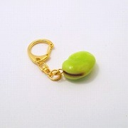 Fava Bean Keychain - Fake Food Japan