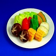 Fresh Vegetables Replica - Fake Food Japan