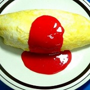 Fried Rice Omelette Ver. 2 Replica - Fake Food Japan