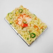 Fried Rice with Shrimp Business Card Case - Fake Food Japan