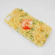 Fried Rice with Shrimp iPhone 8 Case - Fake Food Japan
