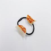 Gyoza Dumpling (Japanese Pot Sticker) (mini) Hair Band (Pair Set) - Fake Food Japan