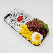 Hamburger Bento iPhone 8 Case - Fake Food Japan