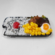 Hamburger Bento (new) iPhone 5/5S Case - Fake Food Japan
