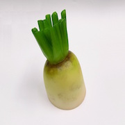 Japanese Radish (slanted) Pencil/Pen Stand - Fake Food Japan