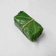 Kakinoha (Persimmon Leaf) Sushi Magnet - Fake Food Japan