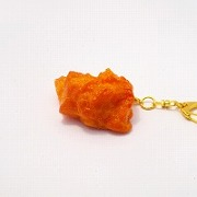 Kara-age (Boneless Fried Chicken) (medium) Keychain - Fake Food Japan