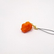 Kara-age (Boneless Fried Chicken) (small) Cell Phone Charm/Zipper Pull - Fake Food Japan