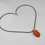 Kara-age (Boneless Fried Chicken) (small) Necklace - Fake Food Japan