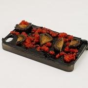Kelp with Shiitake Mushrooms & Mentaiko (Walleye Pollack Roe) iPhone 4/4S Case - Fake Food Japan