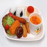Kid's Lunch Replica - Fake Food Japan