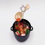Korean Stew Hotpot Small Size Replica - Fake Food Japan