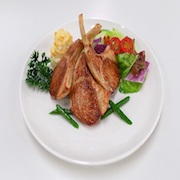 Lamb Chops Replica - Fake Food Japan
