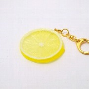 Lemon Slice Keychain - Fake Food Japan