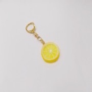 Lemon Slice (small) Keychain - Fake Food Japan