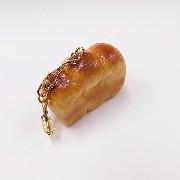 Loaf of Bread Keychain - Fake Food Japan
