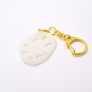 Lotus Root Keychain - Fake Food Japan