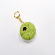 Macaron (green salad) Keychain - Fake Food Japan