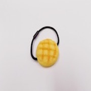 Melon Bread (small) Hair Band - Fake Food Japan
