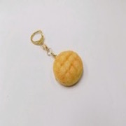 Melon Bread (small) Keychain - Fake Food Japan