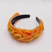 Neapolitan Spaghetti Headband - Fake Food Japan