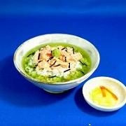 Ochazuke with Salmon & Wasabi Replica - Fake Food Japan