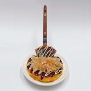 Okonomiyaki (Pancake) Smartphone Stand - Fake Food Japan