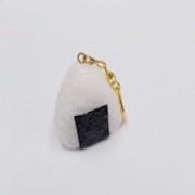 Onigiri (Rice Ball) (medium) Keychain - Fake Food Japan